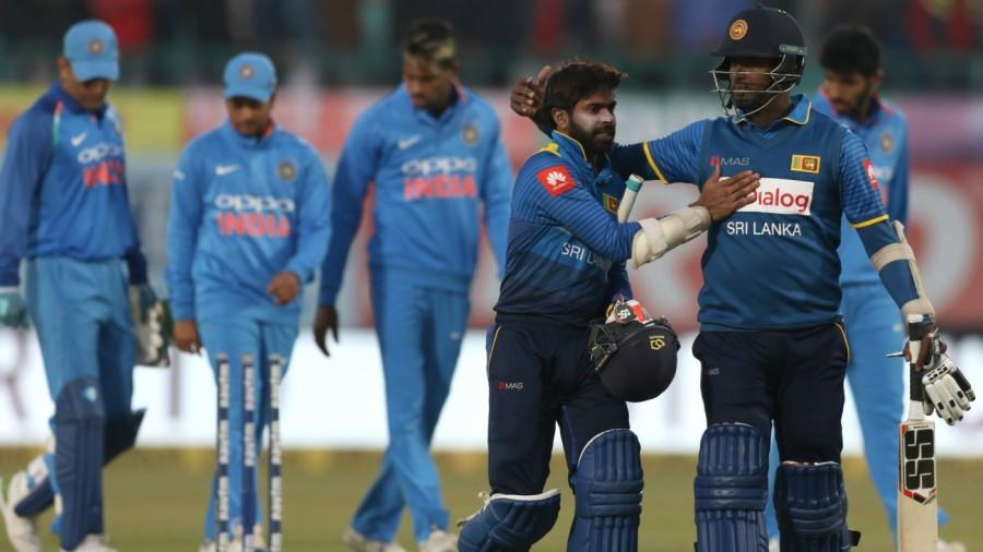 IND vs SL 2017: Sri Lanka Stuck in Dharamshala Due to Poor Weather