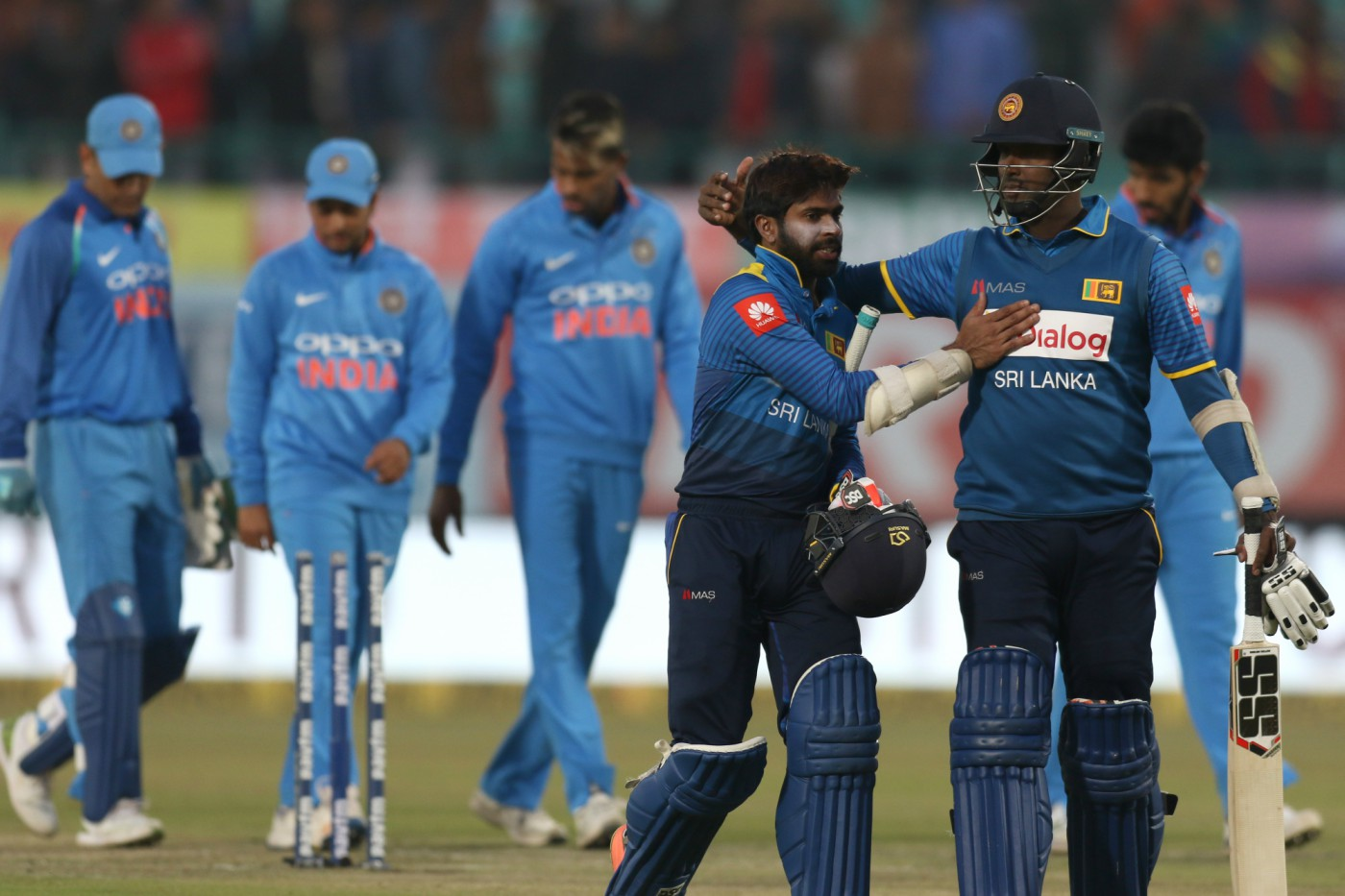 IND vs SL 2017: We Want To Do Something Special, Says Thisara Perera