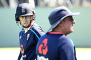 Joe Root and Trevor Bayliss in the nets at Perth, December 12, 2017