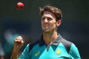 Mitchell Marsh is in contention for a return to the Test side