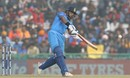 Shikhar Dhawan capitalised on a watchful start, India v Sri Lanka, 2nd ODI, Mohali, December 13, 2017