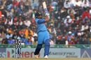 Rohit Sharma pulls one over midwicket India v Sri Lanka, 2nd ODI, Mohali, December 13, 2017