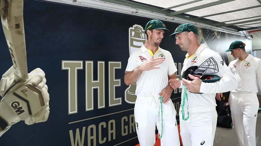 Western Australia cruise home with Marsh's mammoth ton