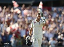 Dawid Malan takes in his maiden Test hundred, Australia v England,  3rd Test, Perth, 1st day, December 14, 2017
