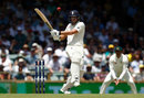 Dawid Malan looked to carry on where he left off, Australia v England,  3rd Test, Perth, 2nd day, December 15, 2017