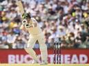 Steven Smith targets the leg side, Australia v England,  3rd Test, Perth, 2nd day, December 15, 2017