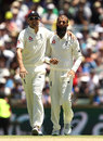 Moeen Ali made the breakthrough, Australia v England, 3rd Test, Perth, 3rd day, December 16, 2017