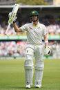 Steven Smith walks off after making 239, Australia v England, 3rd Test, Perth, 4th day, December 17, 2017