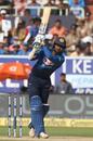 Upul Tharanga carted Hardik Pandya for 20 runs in an over, India v Sri Lanka, 3rd ODI, Visakhapatnam, December 17, 2017