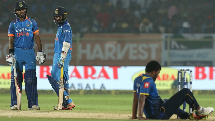 IND vs SL 2017, 1st T20I: Want To Play Our Own Game and Focus on Our Side - Thisara Perera