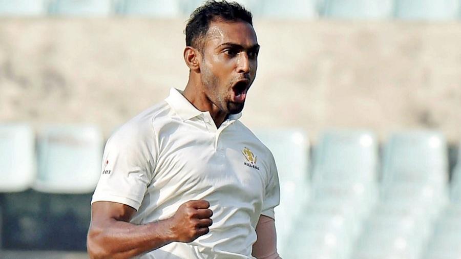 Abhimanyu Mithun's five-wicket haul dismantled Vidarbha