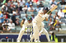 Dawid Malan continued to provide resistance, Australia v England, 3rd Test, Perth, 5th day, December 18, 2017