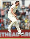 Josh Hazlewood was impeccable with his control, Australia v England, 3rd Test, Perth, 5th day, December 18, 2017