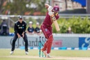 Shimron Hetmyer impressed on his ODI debut, New Zealand v West Indies, 1st ODI, Whangarei, December 20, 2017