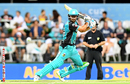 Alex Ross waltzed to a brisk half-century courtesy three boundaries, Brisbane Heat v Melbourne Stars, Big Bash League 2017-18, Brisbane, December 20, 2017