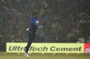Angelo Mathews struck early for Sri Lanka, India v Sri Lanka, 1st T20I, Cuttack, December 20, 2017