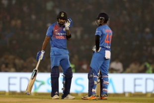 KL Rahul and Shreyas Iyer kept India ticking