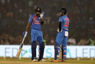 KL Rahul and Shreyas Iyer kept India ticking