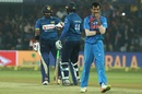 Kusal Perera and Upul Tharanga frustrated Yuzvendra Chahal, India v Sri Lanka, 2nd T20I, Indore, December 22, 2017