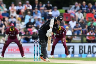 George Worker struck his second consecutive fifty