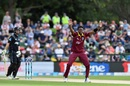 Ronsford Beaton has his appeal turned down, New Zealand v West Indies, 2nd ODI, Christchurch, December 23, 2017