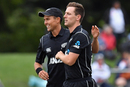 Trent Boult and Matt Henry skittled out West Indies' top order quickly, New Zealand v West Indies, 3rd ODI, Christchurch, December 26, 2017