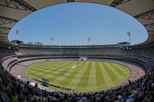 The first day of the Boxing Day Test had over 88,000 fans in attendance