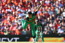 Marcus Stoinis removed David Willey cheaply, Perth Scorchers v Melbourne Stars, BBL 2017-18, Perth, December 26, 2017