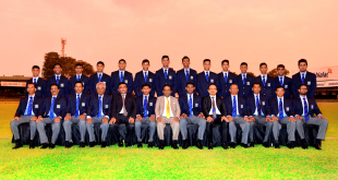 The Sri Lanka squad for the Under-19 World Cup 2017-18