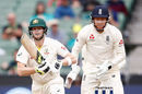 Steve Smith frustrated England's bowlers on the final day, Australia vs England, fourth Test, fifth day, December 30, 2017