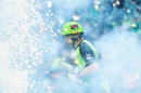 Jos Buttler walks out to bat, Sydney Thunder v Hobart Hurricanes, BBL 2017-18, Sydney, January 1, 2018