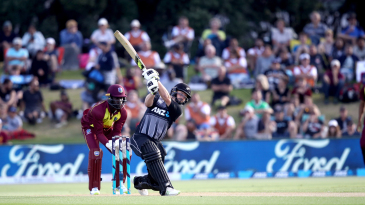 Colin Munro launches one high and far