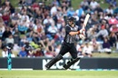 Tom Bruce nails a cut, New Zealand v West Indies, 3rd T20I, Mount Maunganui