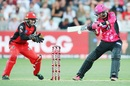 Johan Botha gave Sydney Sixers a late boost, Melbourne Renegades v Sydney Sixers, Big Bash League 2017-18, Victoria, January 3, 2018