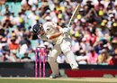 Tom Curran fends a short ball away, Australia v England, 5th Ashes Test, Sydney, 2nd day, January 5, 2018