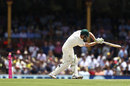 Lights, out: Cameron Bancroft was bowled for a duck, Australia v England, 5th Ashes Test, Sydney, 2nd day, January 5, 2018