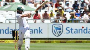 AB de Villiers was quick on anything short