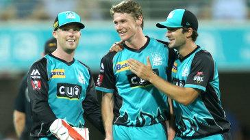 Brendan Doggett claimed a five-wicket haul