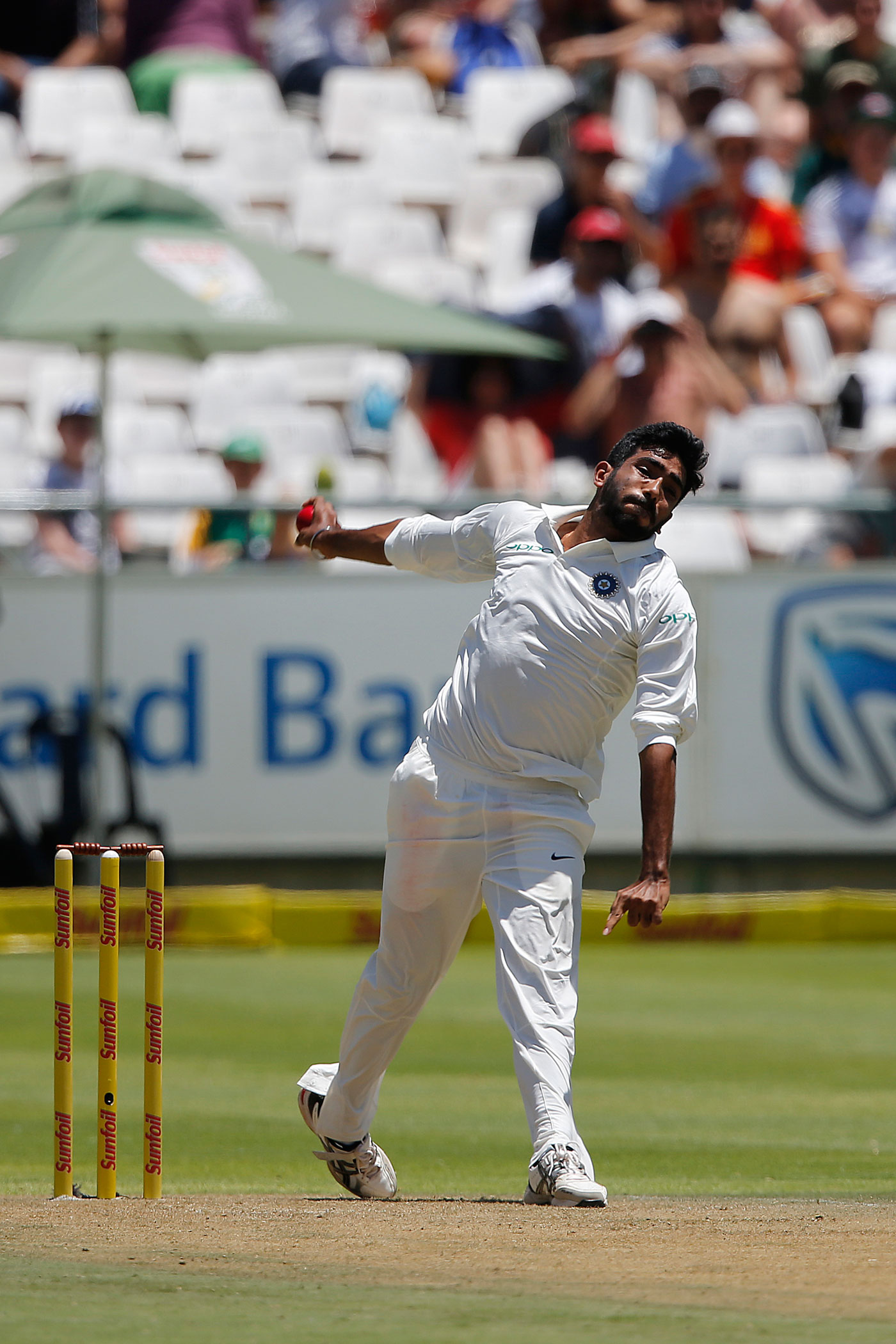 Watch: Jasprit Bumrah In New Avatar As He Takes Bowlers To Cleaners 1