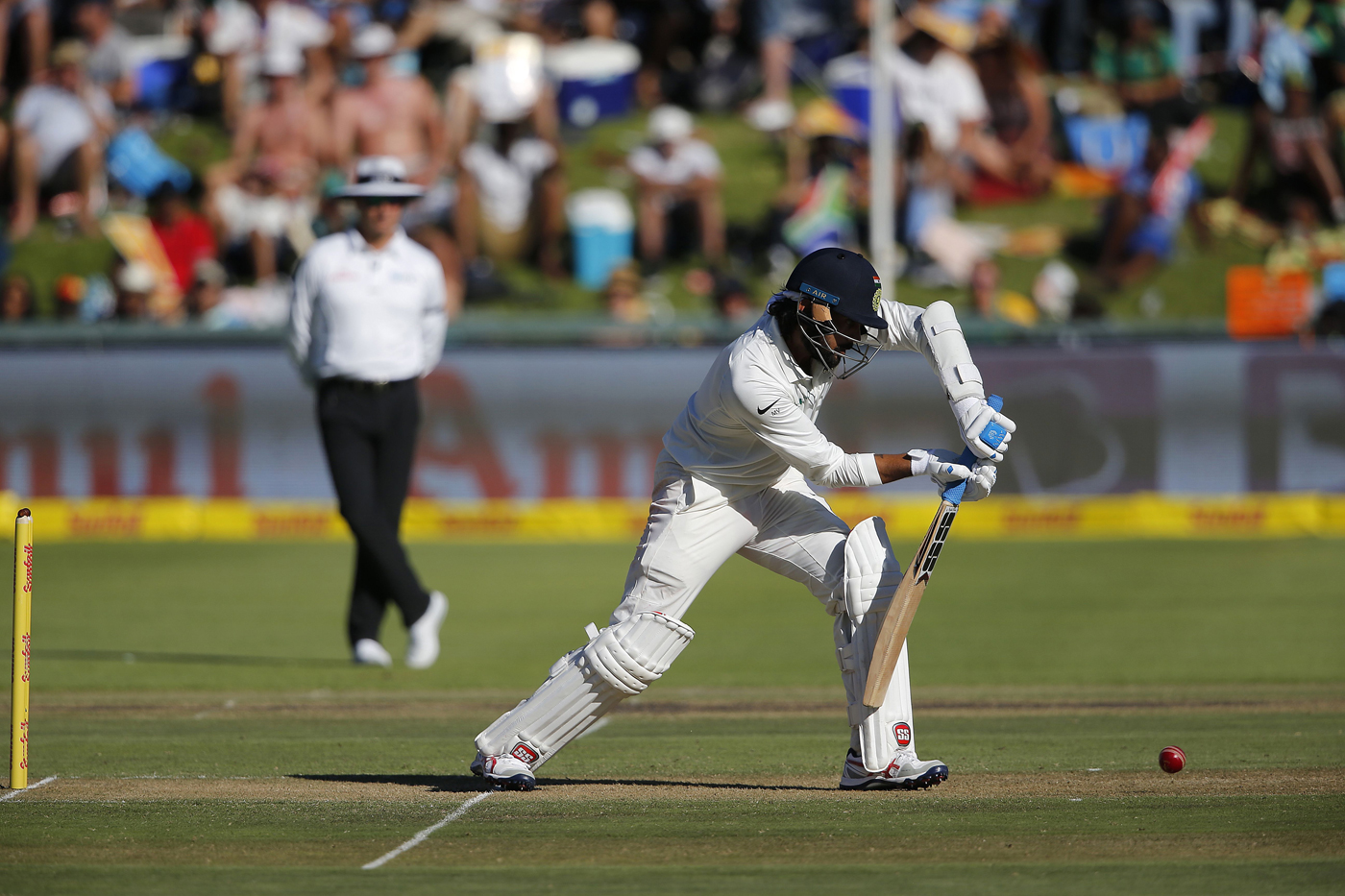 Before this England series, Vijay's average in England, South Africa and Australia was 38.73 from 15 Tests with seven fifties and two hundreds