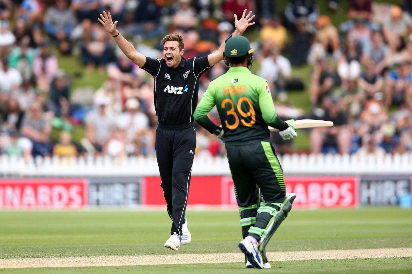 Pakistan vs New Zealand 1st ODI Highlights