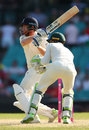 Jonny Bairstow provided some resistance late in the day, Australia v England, 5th Test, Sydney, 4th day, January 7, 2018