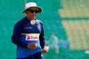 Sri Lanka's head coach Chandika Hathurusingha at a practice session, Colombo, December 28, 2017