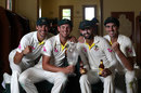Australia's four wicket-takers, Australia v England, 5th Test, Sydney, 5th day, January 8, 2018