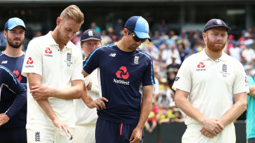 Another drubbing down under: England reflect on Ashes defeat