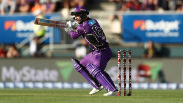 Matthew Wade cuts one