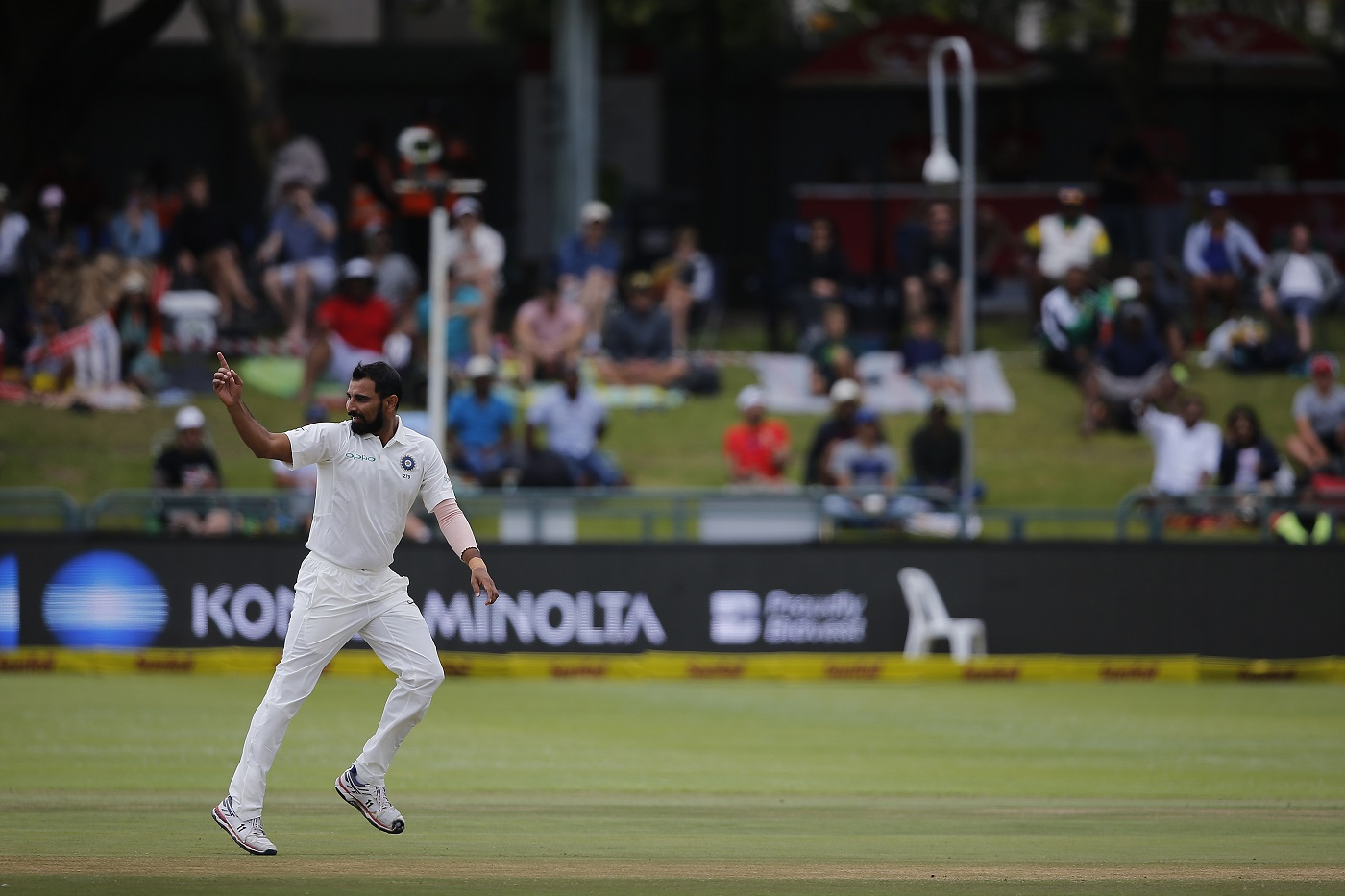 SA vs IND 2018, 2nd Test: We Were Looking to Give Away as Few Runs as Possible - Mohammed Shami