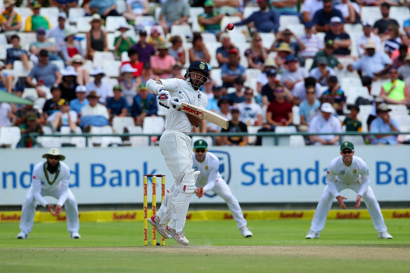 India vs South Africa 1st Test Day 4 Highlights