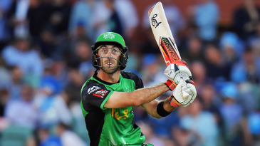 Glenn Maxwell launches one big