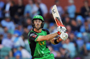Glenn Maxwell launches one big, Adelaide Strikers v Melbourne Stars, BBL 2017-18, Adelaide, January 9, 2018